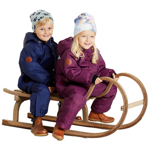 Kinder Schneeanzug Polyester/Recycled Schadstofffrei - Fred's World by Green Cotton