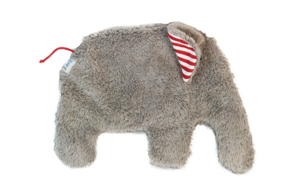 "Wärmekissen ""Elefant"", Aus 100 % Baumwolle -Kba"