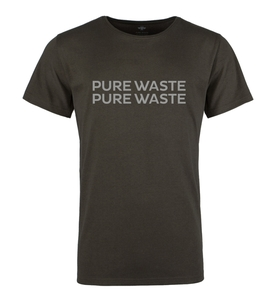 Pure Waste - Herren Brand T-Shirt - Pure Waste