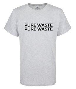 Pure Waste - Herren Brand T-Shirt - Pure Waste