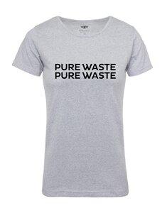 Pure Waste - Damen Brand T-Shirt - Pure Waste