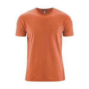Living Crafts Herren T-Shirt Gordon Bio-Baumwolle/Hanf - Living Crafts
