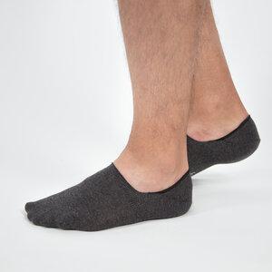 mika im 3er Pack - sneakersocken aus 98% baumwolle und  2% elastan - erlich textil