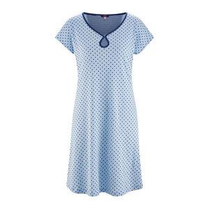 Damen Nachthemd Kurzarm Gloria - Living Crafts