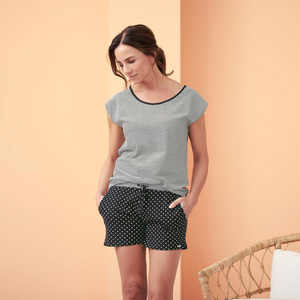 Damen Schlaf-Shorts Gerda - Living Crafts