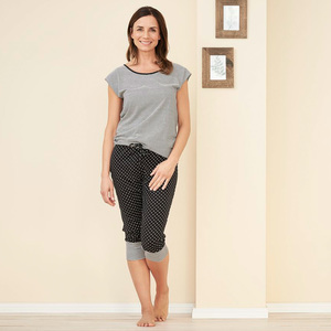 Damen Schlaf-Shirt Gina - Living Crafts