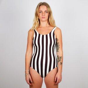 Swimsuit Rana Big Stripes - DEDICATED