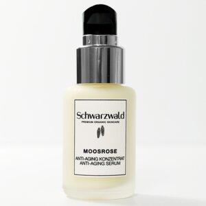 Moosrose Anti-Aging Konzentrat - SCHWARZWALD Naturkosmetik