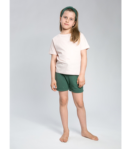 Run-around Shorts - Kinder Shorts aus weichster Bio Baumwolle - Orbasics