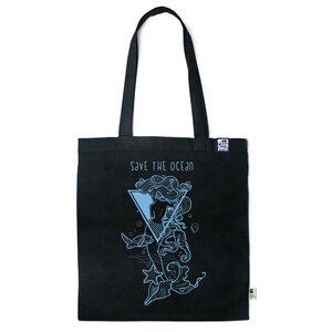 Baumwolltasche Save the Ocean - Gary Mash