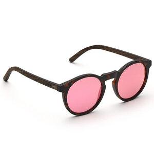 Sonnenbrille Lisi Walnussholz - TAS - Take a shot