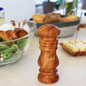 Salzstreuer aus Holz, groß - Mitienda Shop