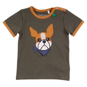 Baby / Kinder T-Shirt Dogs - Fred's World by Green Cotton