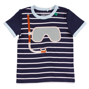 Kinder T-Shirt Diver - Fred's World by Green Cotton