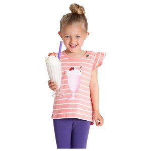 Kinder T-Shirt Milkshake - Fred's World by Green Cotton
