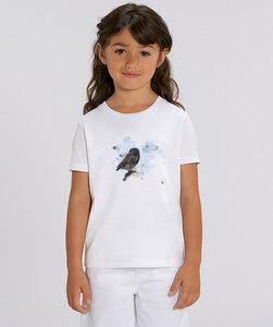 T-Shirt  mit Motiv / Uil - Kultgut