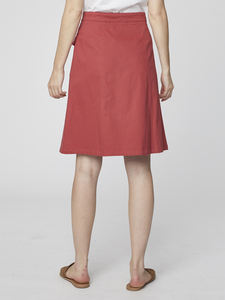 Rock - Osvaldo Skirt – Rot - Thought