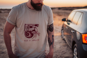 Keep It Simple Shirt Unisex - Zeachild