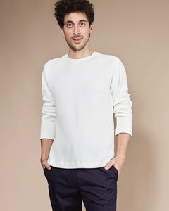 Pullover TAY FOR MEN weiß - JAN N JUNE