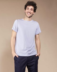 T-Shirt BOY FOR MEN lilac - JAN N JUNE