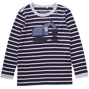 Baby / Kinder Langarm-Shirt Bagger - Fred's World by Green Cotton