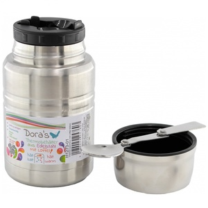 Thermo Lunchbox mit Löffel 750ml - Dora