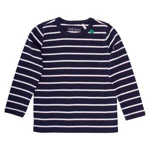 Kinder Langarm Ringel-Shirt Langarm  - Fred's World by Green Cotton