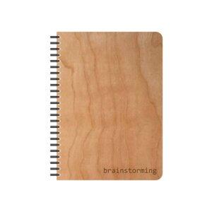 Brainstorming Schreibblock - echtholz