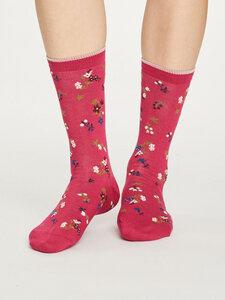 4er Sockenbox - Rosie Flowers Sock Box - Thought