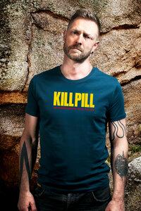 KILL PILL T-Shirt for Men - awear