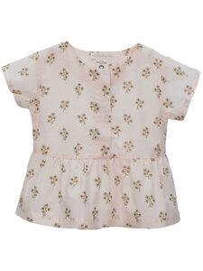 Sommer Mädchen Bluse aus Baumwolle - Serendipity