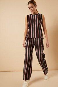 Hose Print Stripes - LANIUS