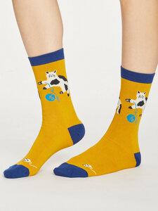 2er Set Katzen Socken - Kitty Socks In A Bag - Thought