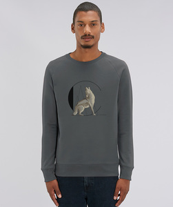 Herren Sweatshirt/ Coyote - Kultgut