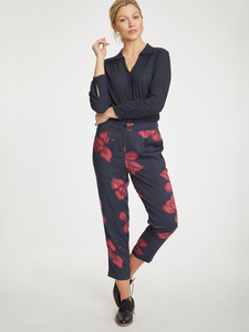 Hose Blumenprint - Eydis Trousers - Thought