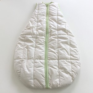 Baby Schlafsack ohne Ärmel mit feinem Alpaka  - Rabens´ organic