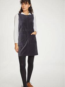 Samt Kleid - Zillah Velvet Dress - Thought
