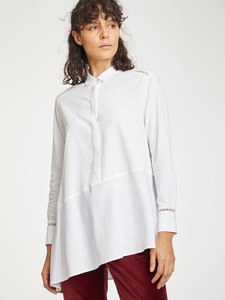Bluse - Alida Shirt - Thought