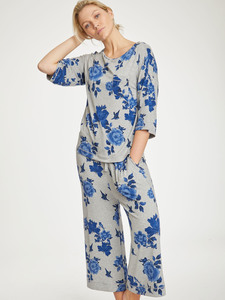 Pyjama Oberteil - Reanna Pj Top - Thought
