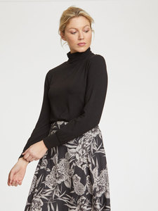 Rollkragenpulllover - Alvilda Top - Thought