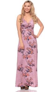 BELLA wendbares Maxi Kleid (in lydiana) aus Modal-Jersey - Ingoria