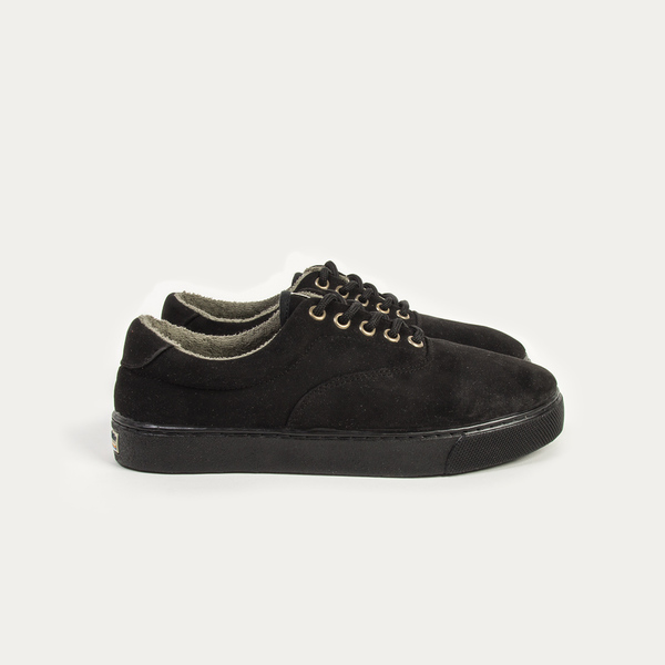 Sneaker Herren Vegan - Oslo - All Black
