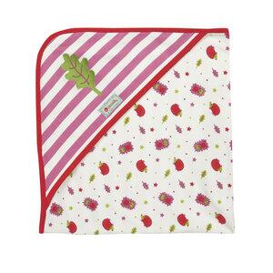 Piccalilly Wendehandtuch /Decke 100% Baumwolle( bio) für Mädchen - piccalilly
