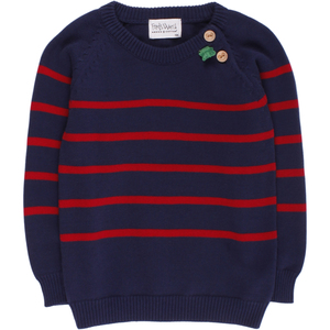 Kleinkind und Kinder Pullover  - Fred's World by Green Cotton