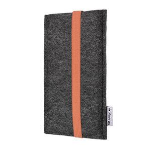 Handyhülle COIMBRA für Samsung Galaxy A-Serie - VEGAN - Filz Schutz Tasche - flat.design