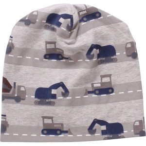 Baby / Kinder Beanie Bauarbeiter - Fred's World by Green Cotton