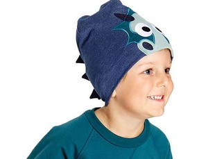 Baby / Kinder Beanie Dragon  - Fred's World by Green Cotton