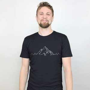Shirt Mountainbeat aus Modal®-Mix - Gary Mash