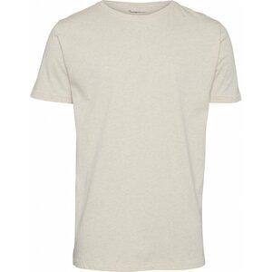 T-Shirt - Basic Regular Fit O-Neck Tee - KnowledgeCotton Apparel