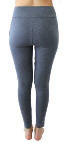 Damen Yogahose Bio-Baumwolle Sporthose Fitnesshose 4061 - Albero